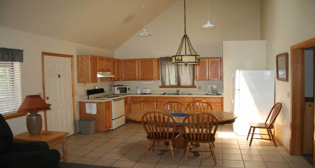 Larger Chalets Perfect For Larger Groups Northwoods Cabins Pinetop-Lakeside, Arizona