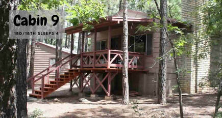 Pinetop, Az Cabins At Northwoods Cabins 165 E White Mountain Blvd , Pinetop-Lakeside, 85935, United States