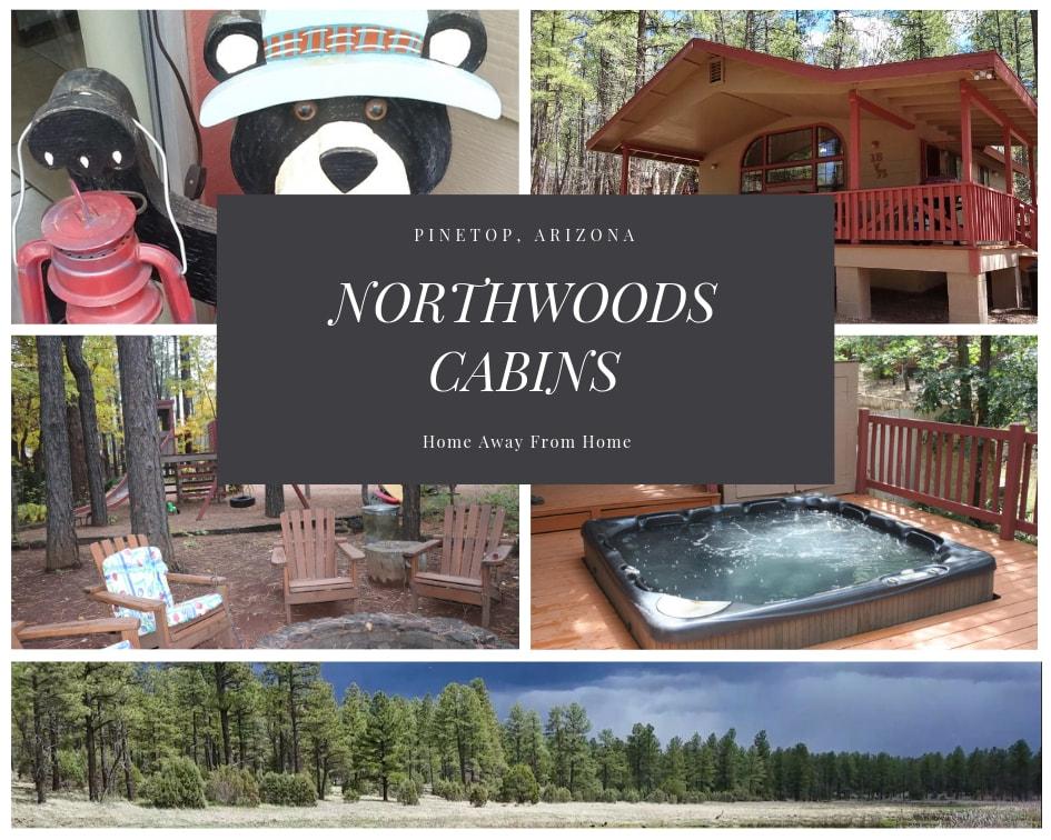 Pinetop Cabin 15 Northwoods Cabins