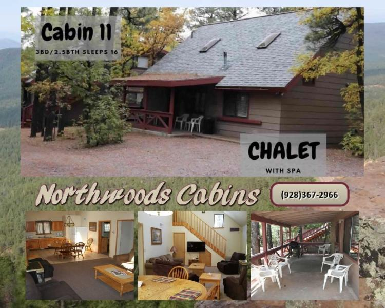 Furnished Pinetop Cabins 4 Bedrooms For Rent In Pinetop, Arizona